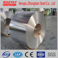Hot Rolled/Cold Rolled Galvanized Strips Steel