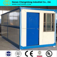 China price duplex container house cost from container yard