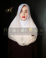Beautiful Husnah Instant Khimar