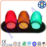 RYG 300mm led traffic light system