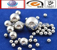 High quality best-selling heavy duty 4.763mm 5.556mm 6.35mm 7.144mm 9.525mm stainless steel ball for roller
