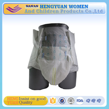 Cheap Nursing Disposable Adult Diaper