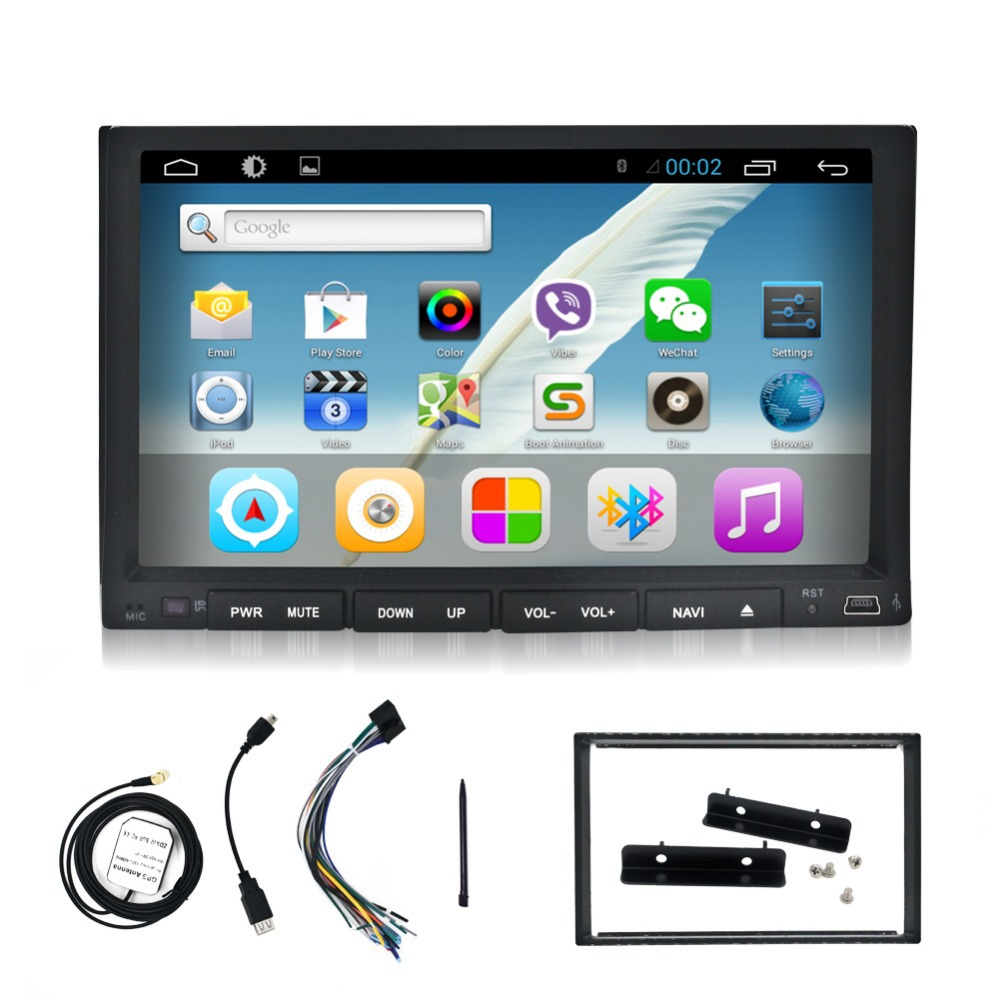 Pure Android 4.2.2 Car Dvd Player With 3d Ui Wifi Swc Gps ...
