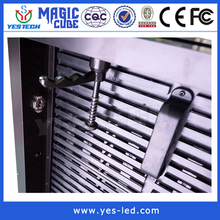 non-welded ventilated municipal outdoor P15.6 cabinet led display