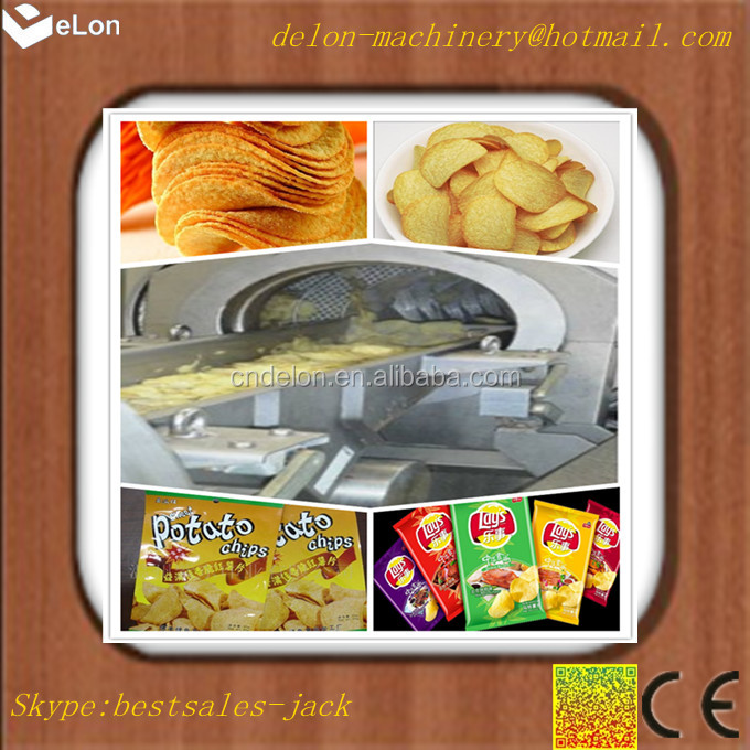 electric potato chip cutting machine