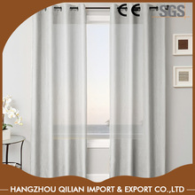Faux Silk Simple Curtains Design For Sale