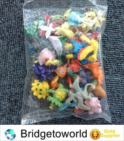 manufacture mini plastic pokemon 24pcs a lot in stock Popular for sale