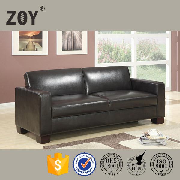 Estilo moderno barato precio de sof cama de cuero for Precios de sofas modernos