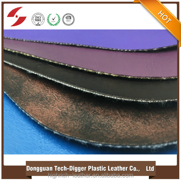 Hight quality products tpu metallic synthetic leather buy wholesale direct from china