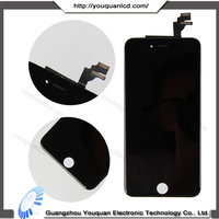 Easy touch screen for Iphone 6 plus, For Iphone 6 plus displays replacement