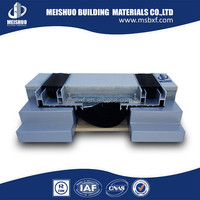 Flexible Dual Seal Flush Rubber Floor neoprene expansion joint
