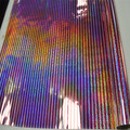 Hot Selling & Newest Design PVC Holographic Film