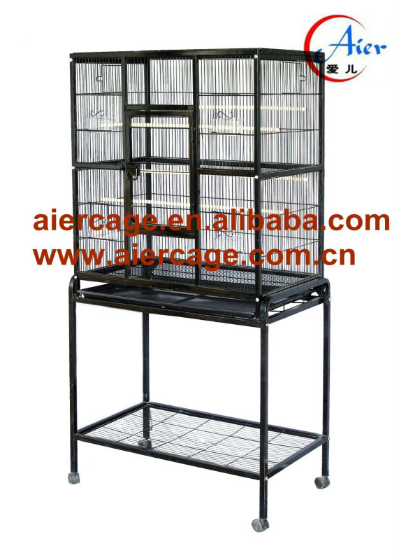 bird breeding cage with underframe