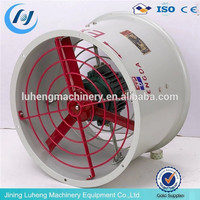 Fan manufacturers big size 200mm AC 110V/115V industrial exhaust fan
