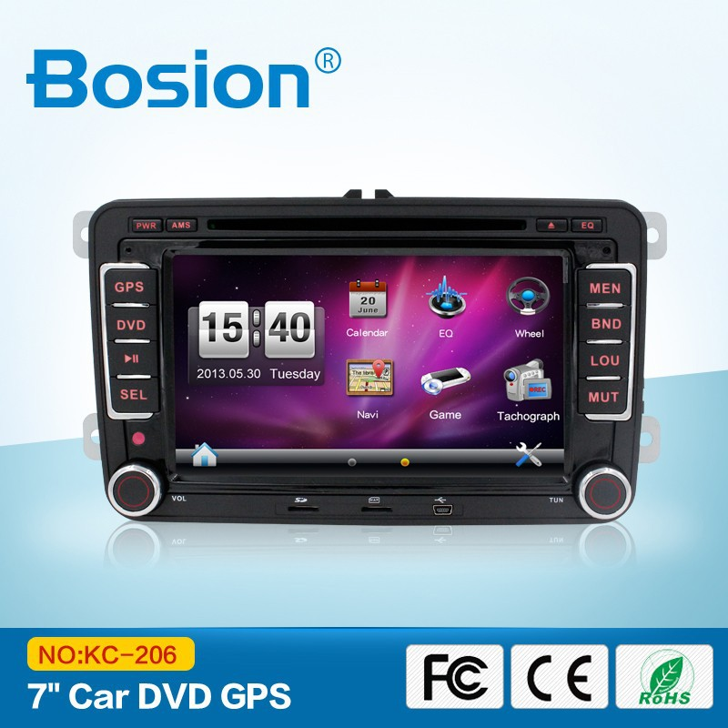 7inch Car GPS Navigation for VW Car DVD with Good Quality