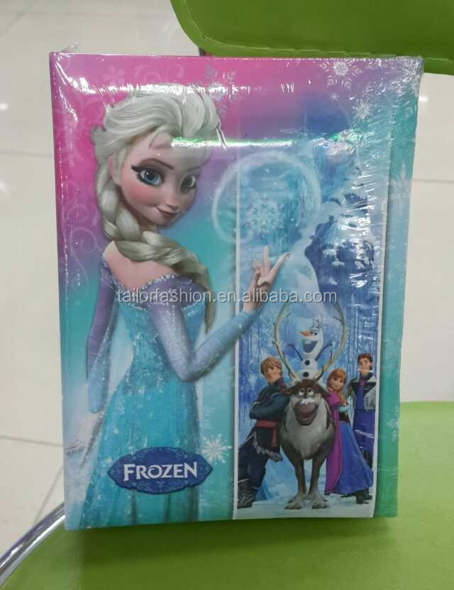 frozen photo albums M size wholesale frozen elsa and anna photograph album