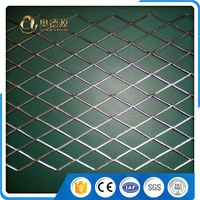 Fabric Decorative Aluminum Expanded Metal Panels