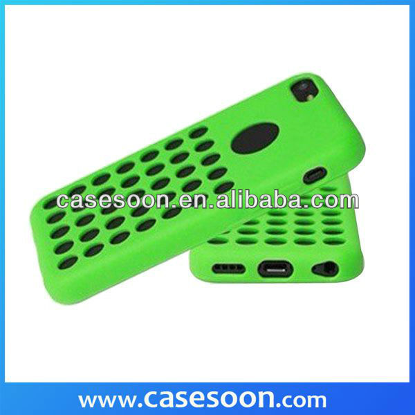 Factory Price For iPhone 5C Silicone cover case,cell phone cases for iphone 5c silicone case cover