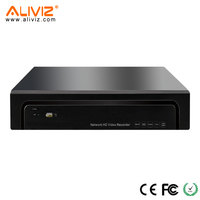 16CH 1.5U NVR 960P 4ch Playback or 9ch 1080P 1ch Playback poe nvr kit
