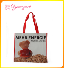 High Quality Recycled R-PET Shopping Bag