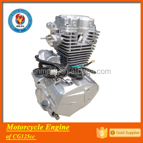 quality CG125 4 strokes single cylinder new motorcycle engines sale