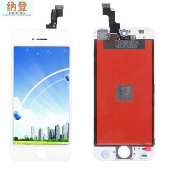 China Mobile Phone Lcd Manufacturer For Iphone 5S Full Lcd,Complete Oem Digitizer For Iphone 5S,For Iphone 5S Cell Phone Lcds