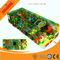 EU Standard Funny Kids Active Toy Center,Amusement Indoor Playground Equipment