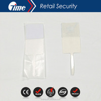 Ontime RL4655 (8.2M)Cheap price on alibaba EAS 8.2MHz anti-theft Soft Jewelry RF Paper Labels Tag Compatible