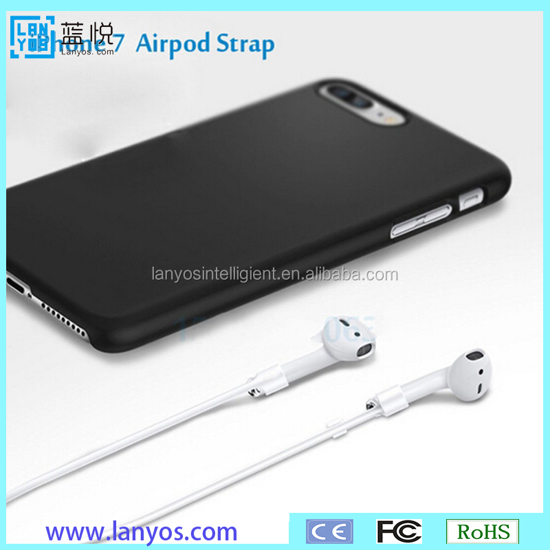 earphonr accessories factory price for IPhone 7 IPhone 7 Plus Airpods Strap Wire Connector Cable
