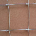 PE coated sheep wire fence for protection of biological projects