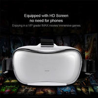 Virtual video glassesr With 5.5 Inch 1080P Display support Oculus Rift EVR-02 Game
