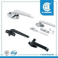 High quality china aluminium casement window lever handle