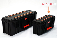 AURA AI-2.6-0810 Plastic Case Protective Waterproof Lockable Case For Electronic Equipment Safe Hard Plastic Instrument Case
