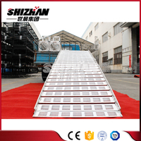 High Quality Aluminium Ramp Container Load