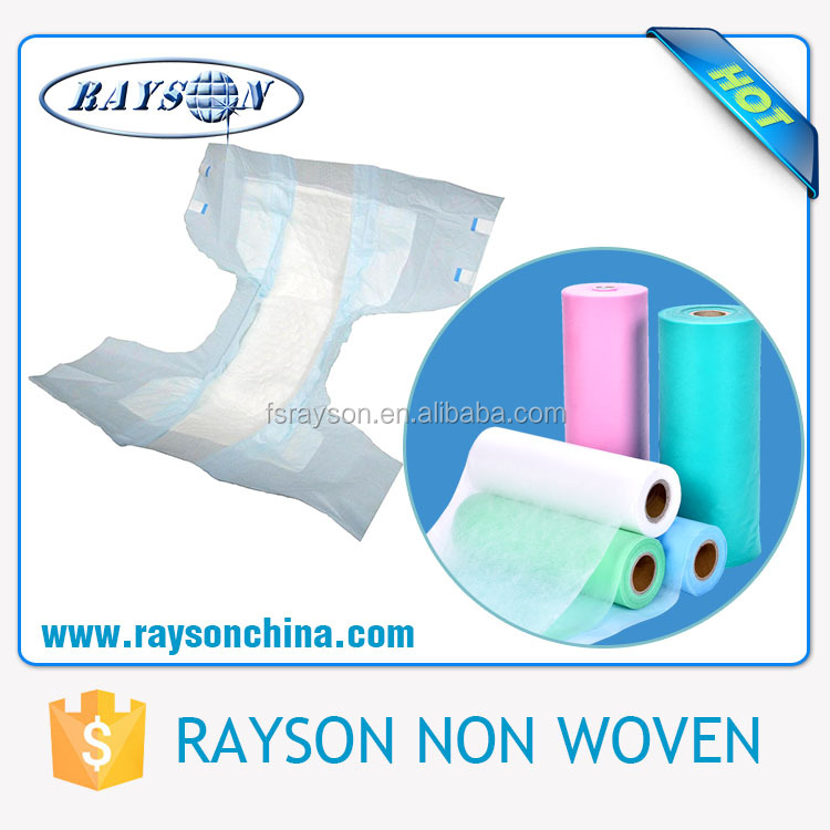 Polypropylene ss Spun Bond Perforated Non Woven for Diaper