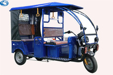NEW indian electric passenger auto rickshaw 850w, 48v, for Asian market