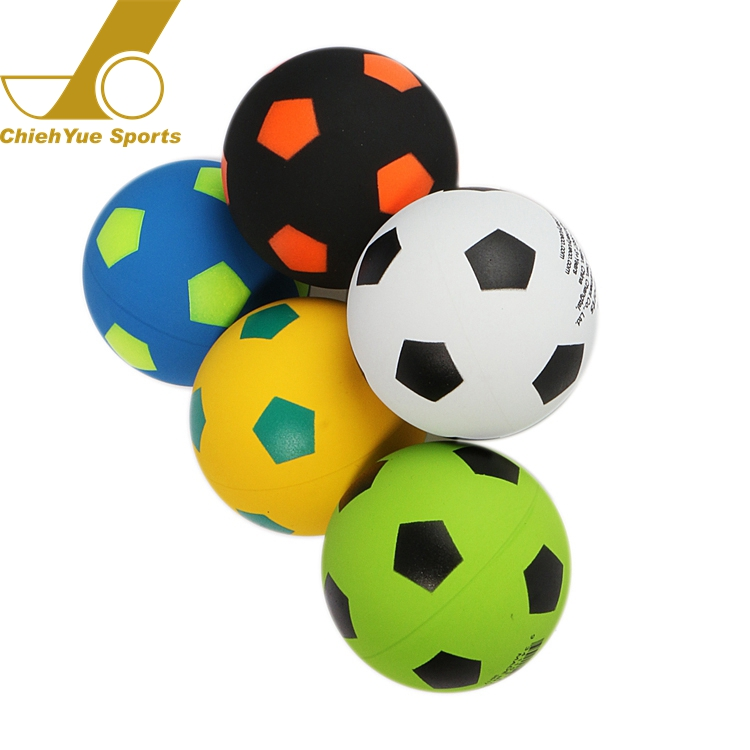 Promotion Product Beach Handball For Kid Wholesale Football Soccer Rubber Ball 45 Mm