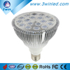2016 New 18w e27 LED grow light bulb in Red, Blue, Orange and Full spectrum color ratio with CE ROHS FCC approval