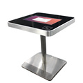 "22"" Waterproof 10 Points Touch Foil LCD Touch Screen Coffee Table"