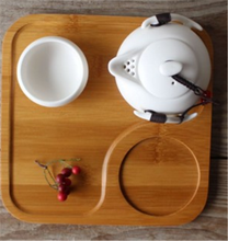 Top-quality of bamboo custom rolling tray tea tray