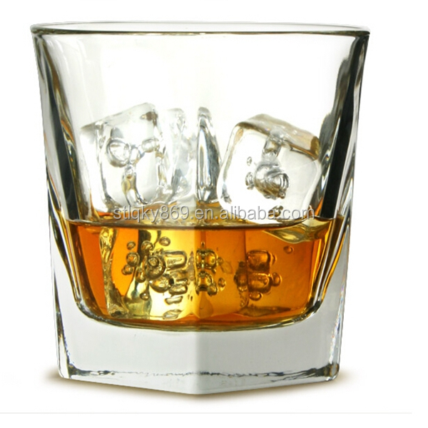 China Manufacture Supply Whisky glass cups unique whisky glass