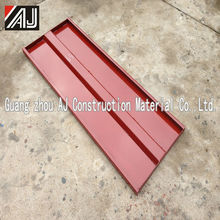 African Steel Decking Panel for Concrete Slab and Roof, Material in Construction (made in Guangzhou)