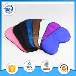 Luxury sleep mask silk manufacturer China