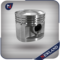 Custom Forged or Casting Aluminum Piston for Benz OM352 OM352A 97mm Piston
