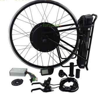 1 1 Pas Pedal Assist System Hub Motor Rear Wheel 1500w Electric Bike Kit Buy 1500w Electric