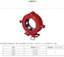 2018 API Single Joint Elevator Type SP in handling single tubings, casings and drill pipe with taper shoulder