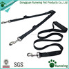 Two Dog Leash Coupler, 4 Foot Dog Leash with Padded Handle for Large Dogs Made in China