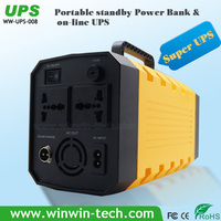 Portable Powerstation portable 220v battery power supply