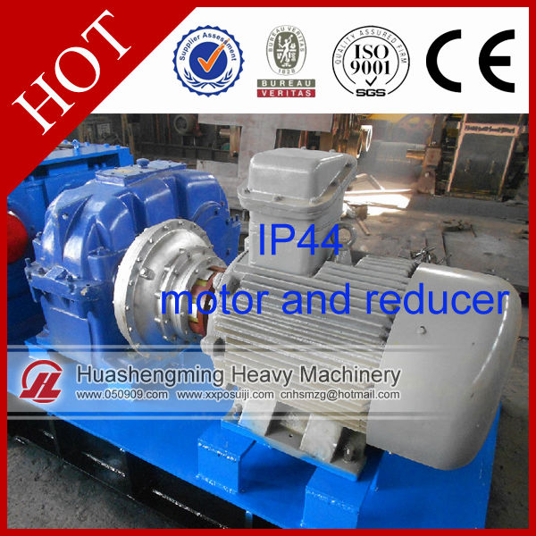 HSM ISO CE Heavy Double Teeth Roll Coal Crusher Price