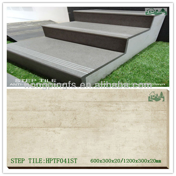 120x30x2cm 60x30x2cm Exterior Anti Slip Stair Step Covers
